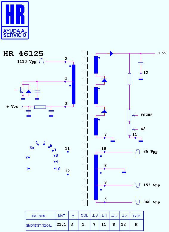 BSC25-6503 (HR46125) u0421u0442u0440u043eu0447u043du044bu0439 u0442u0440u0430u043du0441u0444u043eu0440u043cu0430u0442u043eu0440 u0422u0414u041au0421.